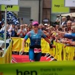 Pertfect day for defending champs: Kienle and Bleymehl won again