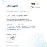 Challenge Heilbronn konnte Klimaneutralität weiter ausbauen: erster klimaneutraler Triathlon Deutschlands wurde im Jubiläumsjahr noch grüner